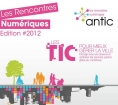 Logo - event - ANTIC - les rencontres nuémriques - bannière