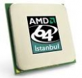 AMD - Opteron - Istanbul - 6 coeurs - processeur