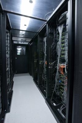 Sun - Datacenter - allées de confinement