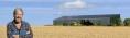 Energie Renouvelable - Volti - hangar agricole et panneaux solaires