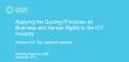 Fair IT - BSR - rapport sur l'application des conseils de l'ONU en matière de respect des droits humains