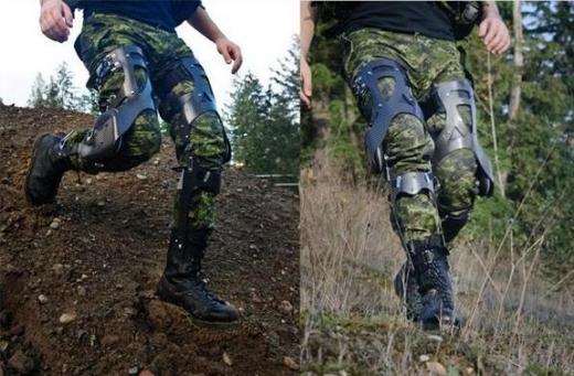 Bionic Power - PowerWalk - prothèse pour capter l'énergie cinétique de la marche