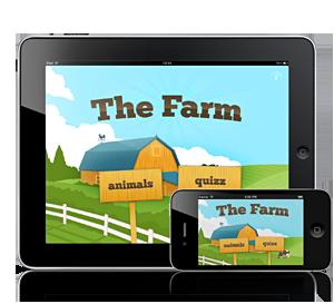 Breek - The Farm - iPad et iPhone - jeu ludo éducatif