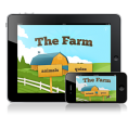 Breek - The Farm - iPad et iPhone - jeu ludo éducatif