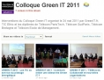 Colloque Green IT 2011 - vidéos