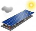 Energie - centrale solaire - Coruscant - Parking