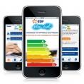 EDF - Bleu Ciel - Application iPhone - consommation électroménager