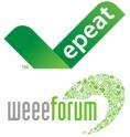 Logo - écolabel - EPEAT + WEEELABEX