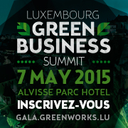 Affiche de l'évènement Green Business Summit Luxembourg