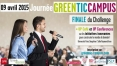 Event - Green TIC Campus - 2015 - finale - banner