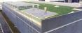 Interxion - datacenter - Paris 3 - toiture végétale - Sopranature de Soprema