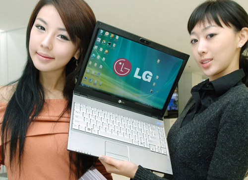 LED - LG Laptop