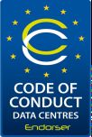 Logo - Commission Européenne - Code of Conduct for Data centres