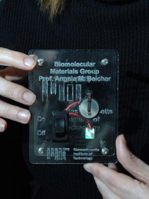 MIT - batterie - Virus