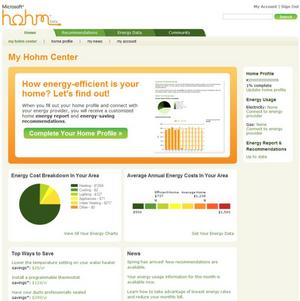 Microsoft - Hohm