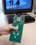 NEC - télecommande sans pile