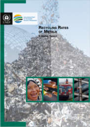 PNUE - Etude - Metal Recycling - cover
