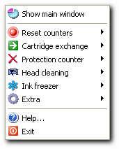 Impression - SSC - logiciel pour bloquer le compteur d'impression des imprimantes Epson