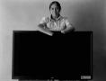 Fair IT - Rosa Moreno - Rosa et écran - noir et blanc