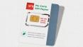 Téléphonie - SFR - Oberthur - carte SIM papier