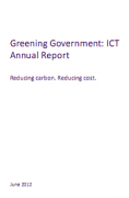 UK - government - 2011 Green IT REport