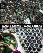 DEEE - étude Unep - 2015 - Crimes, Waste Risks: Gaps and Challenges In the Waste Sector - cover