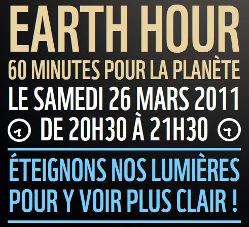 WWF - Earth Hour - 2011