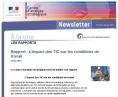 CAS - rapport sur les TIC et les conditions de travail