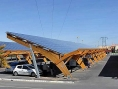 Energie - centrale solaire photovoltaique - Leclerc