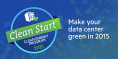 Data Center - Digital Realty Trust - Clean Start program - banner