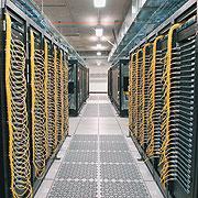 Générique - serveurs - racks dans un datacenter
