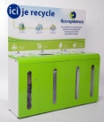 DEEE - Eco-système - dispositif de collecte en apport volontaire - ici je recycle