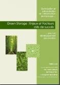 Etude - Green Storage - Thèse - Bull - Frédéric Laura