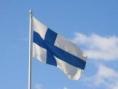 Finlande - drapeau du pays - small