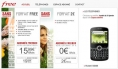 Téléphone - Free Mobile - site web