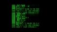 Logiciel - code - code source sur fond noir - 520