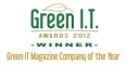 Logo - Event - Green IT Awards - London - 2012