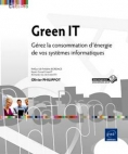 Livre Green IT Editions ENI
