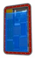 Refroidissement - Icebox - water cooling - schema de principe - serveur lame (blade)