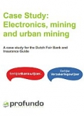 ISR - Case Study: Electronics, Mining and Urban Mining - cover
