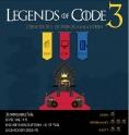 Logo - Legends of Code - 3ème édition - 15 novembre 2014 - concours de programmation - affiche