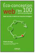 Livre - éco-conception web : les 100 bonnes pratiques - Eyrolles - couverture - small