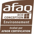Logo - Afnor - AFAQ - certification éco-conception