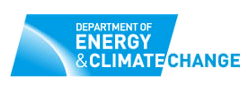 Logo - UK - Government - Department of Energy and Climate Change