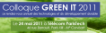 Logo - Event - Colloque Green IT 2011