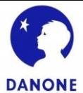 Logo - Danone