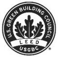 Logo - LEED - équivalent américain du label HQE en France