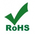 Logo - RoHS - small - Restriction of Hazardous Substances