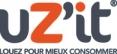 Logo - UZ'It