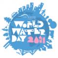 Logo - Event - Journée mondiale de l'eau - 22 mars 2011